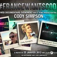 Cody Simpson : le web documentaire exclusif arrive sur Purefans