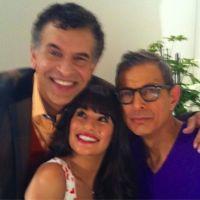 Glee saison 3 : la première photo des papas de Rachel
