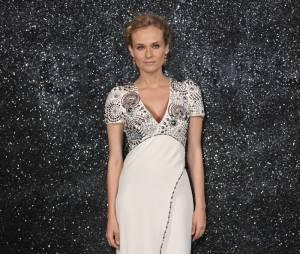 Diane Kruger à un défilé Chanel