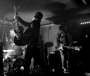 Ambiance rock au Glazart