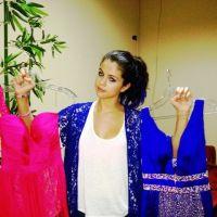 Selena Gomez : ses fans l'aident à s'habiller grâce à Twitter (PHOTO)