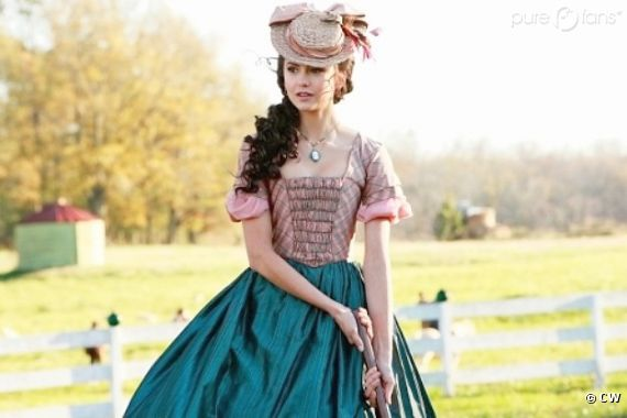 Vampire Diaries revient dans le passé