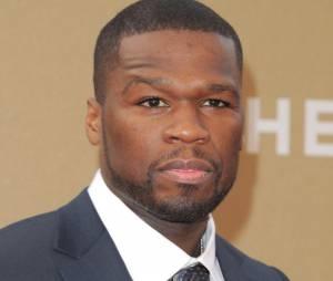 Le rappeur américain 50 Cent