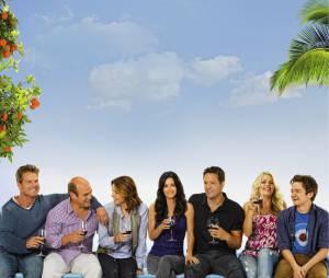 Photo des acteurs de Cougar Town