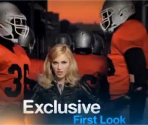 Les premières images du clip de Madonna dévoilée jeudi 2 février 2012