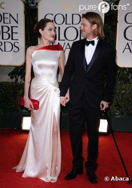 Angelina Jolie et Brad Pitt, plus amoureux que jamais
