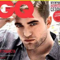 Robert Pattinson : sobre et sexy en couv' de GQ magazine (PHOTO)