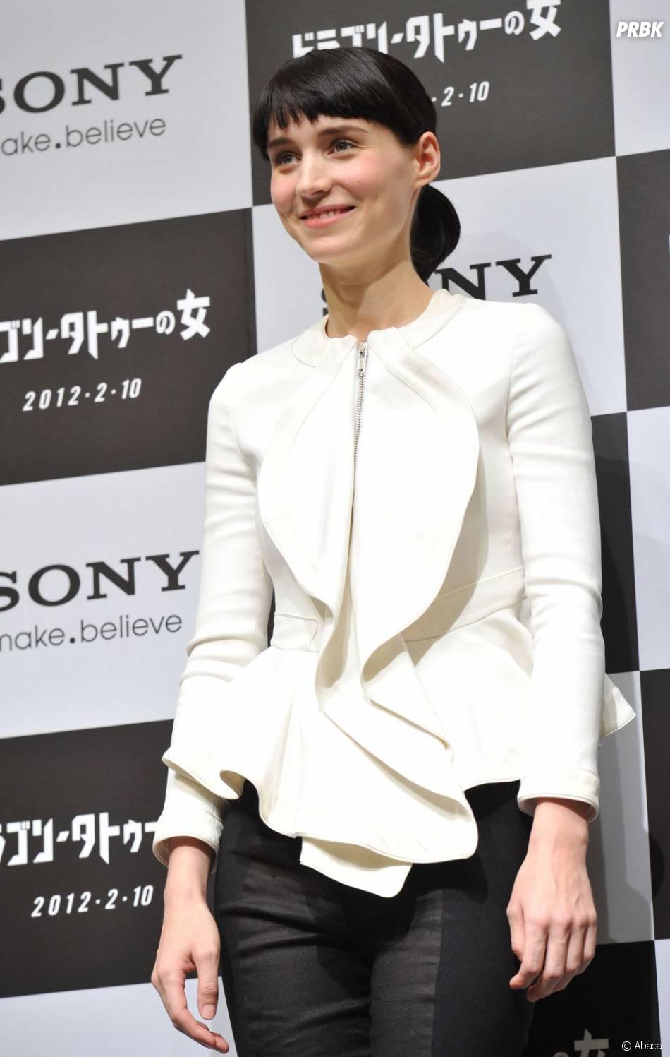 Rooney Mara à Tokyo, Japon