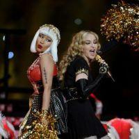 Madonna : Super Bowl de folie, mais où est passé son kiss avec Nicki Minaj ?