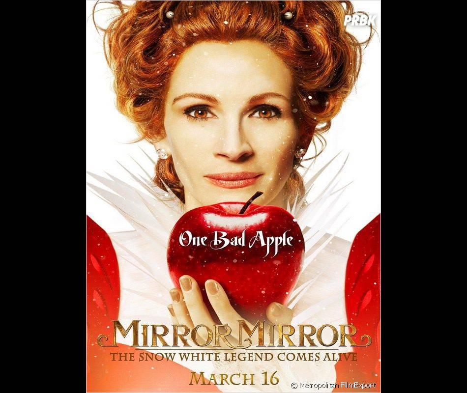 Julia Roberts sera maléfique dans Mirror Mirror