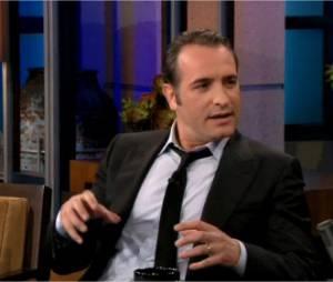 """Jean Dujardin parle de sa """"maîtresse"""" et d'Uggie"""