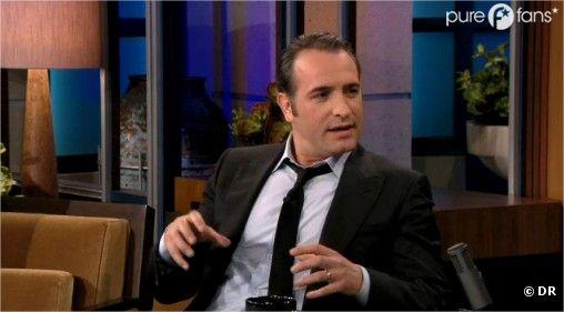 Jean dujardin parle de sa ma tresse et d 39 uggie for Dujardin imite le chameau