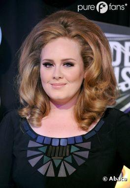 Adele fête son grand retour dimanche !
