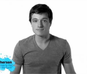 Josh Hutcherson soutient Straight But Not Narrow