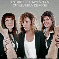 Les Infidèles : l'affiche parodiée par des Pénélope copines comme cochonnes (PHOTO)