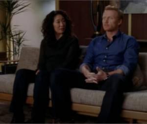 Owen et Cristina en pleine séance de thérapie