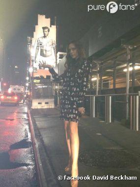 Victoria Beckham, elle porte la culotte