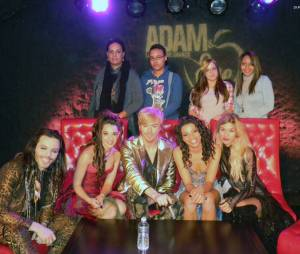 Purefans Session d'Adam et Eve
