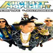 Justin Bieber : Live my life feat Far East Movement enfin en écoute et c'est une TUERIE ! (AUDIO)