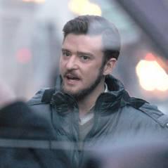 Justin Timberlake barbu et avec une raie sur le côté : C'est QUOI ce look ? (PHOTOS)