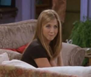 Jennifer Aniston dans la peau de Rachel dans Friends