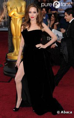Agelina Jolie prête à rejoindre les All Balcks ?