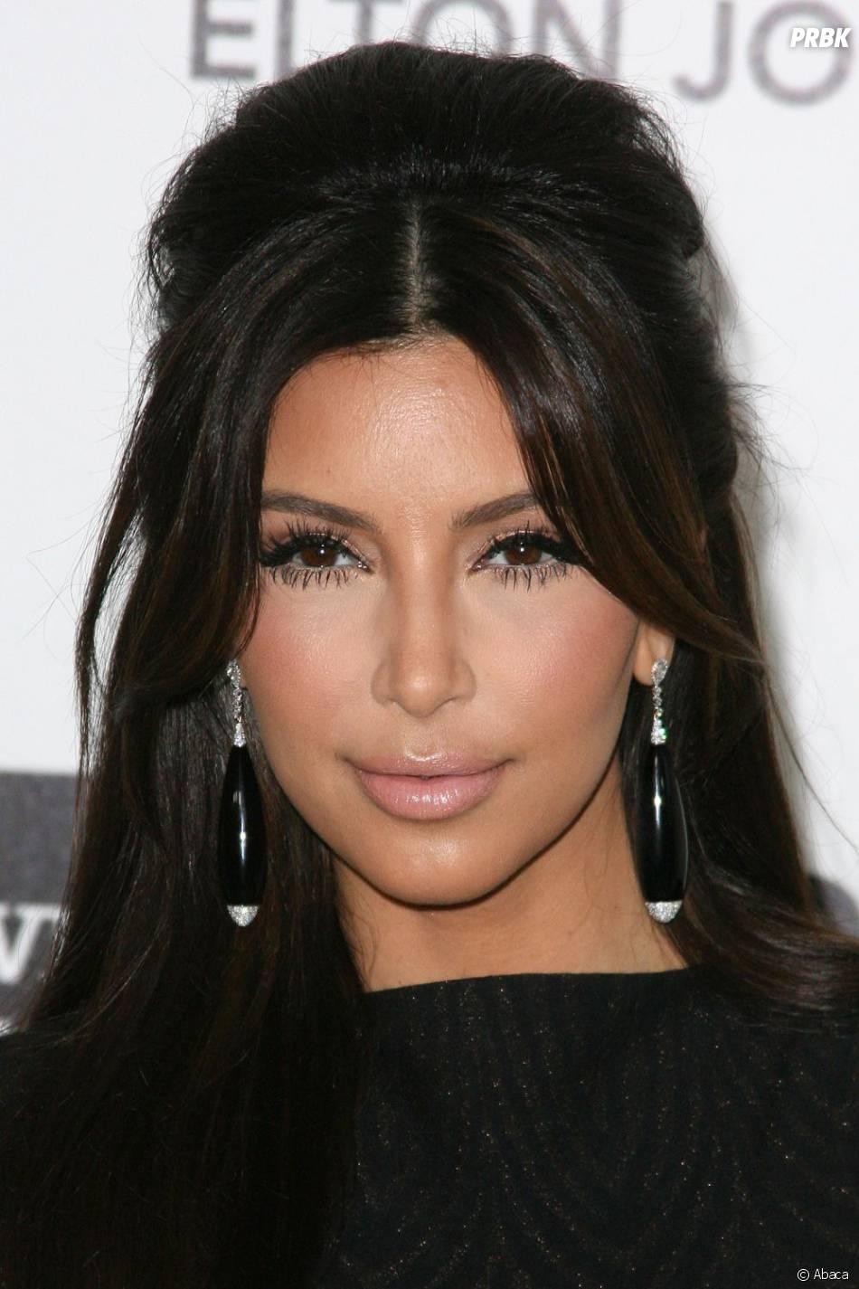 Kim Kardashian est sublime