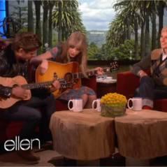 Zac Efron prend des leçons particulières avec Taylor Swift ... Heum heum