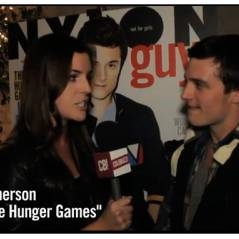 Hunger Games : Josh Hutcherson note les baisers de feu de Jennifer Lawrence (VIDEO)