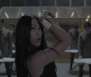Anggun, reine du prochain Eurovision grâce à Echo ?