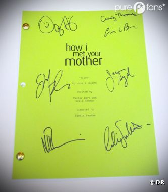 How I Met Your Mother saison 6 : concours