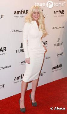 Lindsay Lohan, elle restera cloitrée chez elle jusqu'à la fin de sa conditionnelle