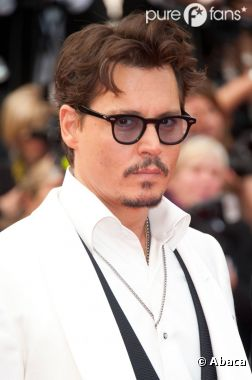 Johnny Depp, bientôt à l'affiche de Dark Shadows