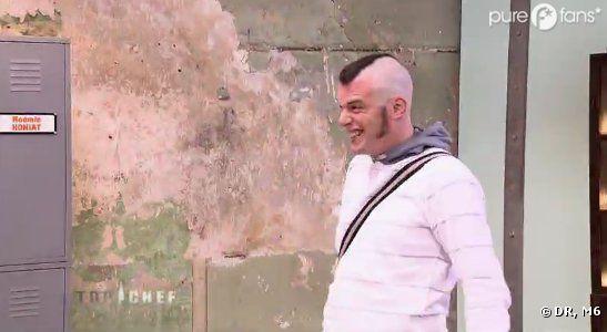 """Norbert et sa """"foufoune"""" sur la tête !"""