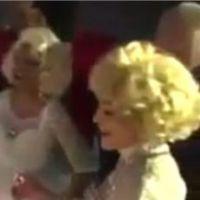 Madonna : un kiss à Nicki Minaj et une invit' pour Justin Bieber (VIDEO)