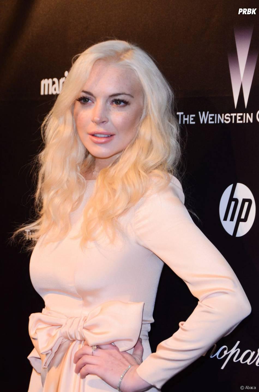 Lindsay Lohan jouera son propre rôle