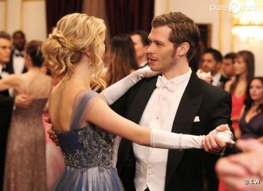 Klaus très persistant, il ne lâchera pas Caroline