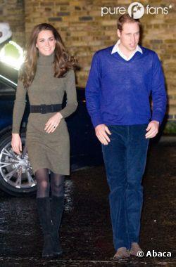 Kate et William bientôt au milieu de nudistes ?