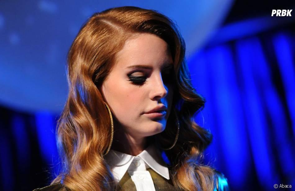 Lana Del Rey eblouissante