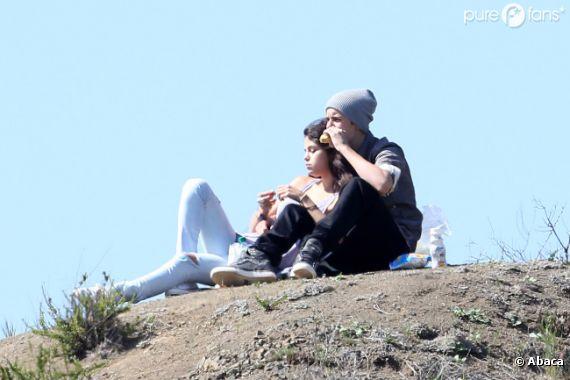 Selena Gomez et Justin Bieber, toujours aussi amoureux
