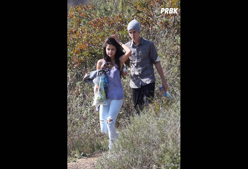 Selena Gomez et Justin Bieber trouvent du temps l'un pour l'autre