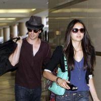 Vampire Diaries saison 3 : Ian Somerhalder et Nina Dobrev décompressent en amoureux