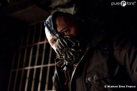 Bane et son affreux masque ont fait polémique