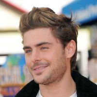 Zac Efron : il s'est goinfré pour The Lucky One !