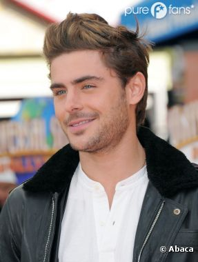 zac efron il s 39 est goinfr pour the lucky one purebreak. Black Bedroom Furniture Sets. Home Design Ideas