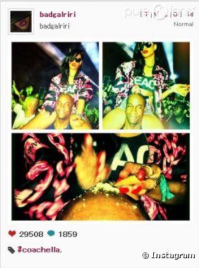 Rihanna droguée ?