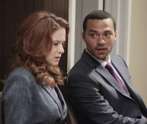 April et Jackson vont se rapprocher et se déchirer !