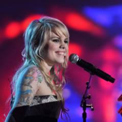 Coeur de Pirate : Blonde en live sur la scène du Zénith de Paris