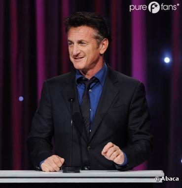 Sean Penn organise une soirée caritative pour le Festival de Cannes