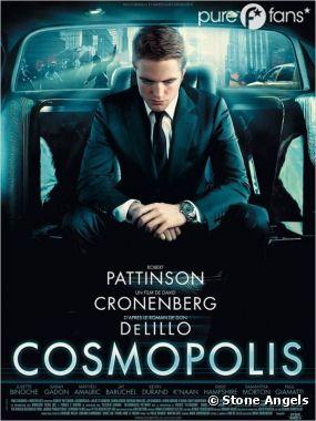 Cosmopolis, l'affiche du film tant attendu avec Robert Pattinson